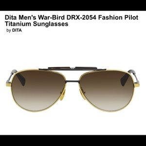 Men Dita Sunglasses